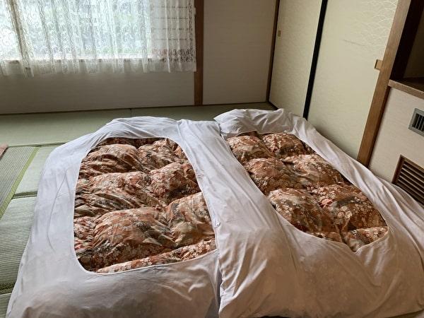 伊香保グランドホテルの部屋