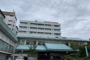 伊香保グランドホテルの外観