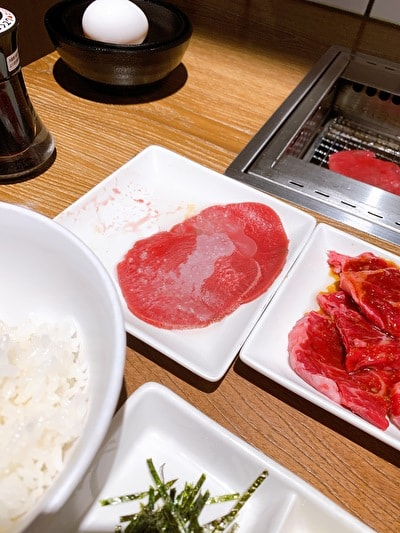 焼肉タンハラミカルビ